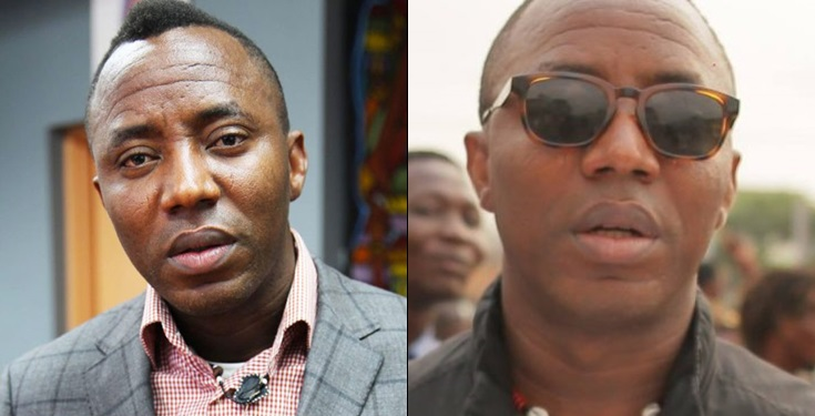 Court refuses to grant Sowore's application challenging detention