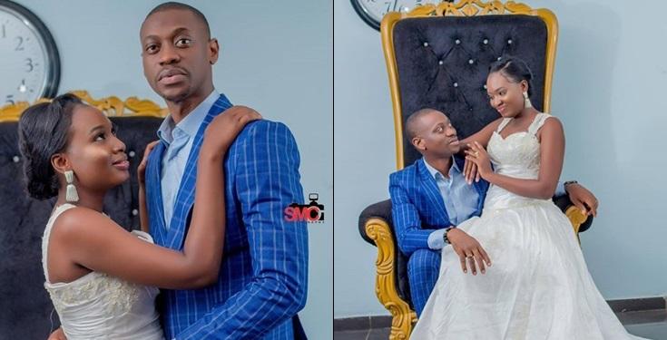 Yoruba Actor, Adedimeji Lateef Shows Off His Fiancee