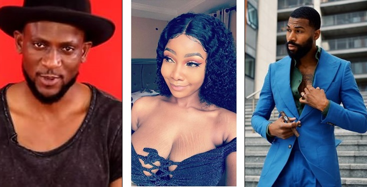 You Are Stupid If You Go Against Mike - Omashola Sends Message To Tacha