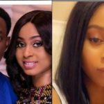 AY and wifel react after follower said she looked unhappy on husband's birthday
