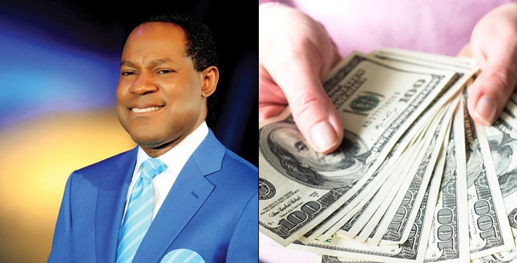 Pastor Chris Oyakhilome speaks about wealth