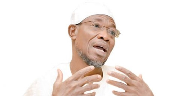 I don't know anything about the Ministry of Interior Affairs – Rauf Aregbesola