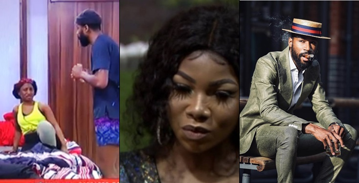 Esther and Tacha Slam Mike