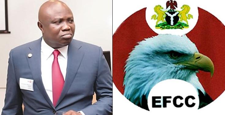 EFCC raids Ambode's house