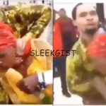Pastor Strangles an old woman while Performing Miracle