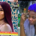 BBNaija: 'Tacha is absolutely senseless' Cindy furiously lashes out