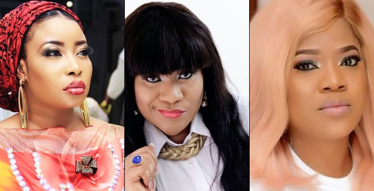 Revealed: Nkechi Blessing Is The Alleged Snitch Who Caused War Between Toyin Abraham & Liz Anjorin
