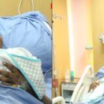 'I had my baby in a hospital in Lekki'- Toyin Abraham shuts down Liz Anjorin