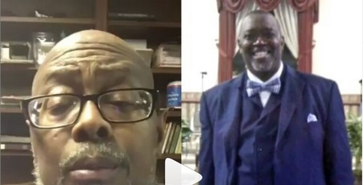 'Lady in Pastor Wilson's video is the daughter of his wife's best friend – Pastor Thaddeus