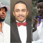 'Davido's prayer is 1 million times more christian than Adeboye's prayer' - Daddy Freeze