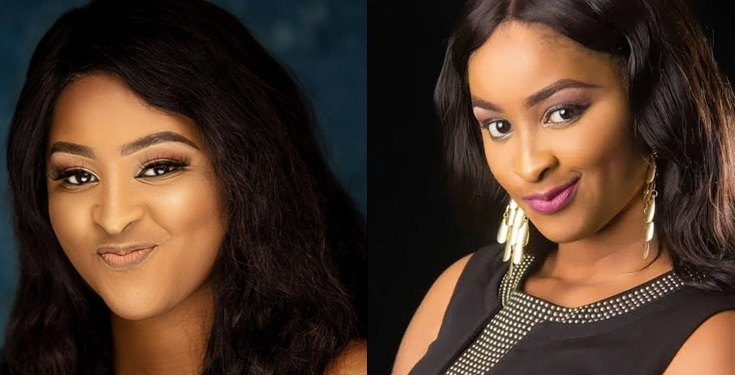 Photo of actress Etinosa's bum nude on the toilet goes viral