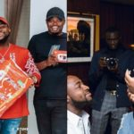 Davido's unborn child gets endorsement deals even from the womb