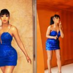 Mercy Eke Steps Out For Victory Party