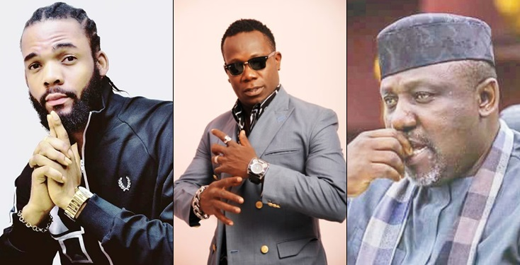 Duncan Mighty Swindled Rochas Okorocha and Tried To Kill Me -Singer M2