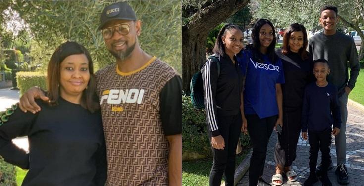 Pastor Bidoun Fatoyinbo flaunts family on vacation-Photos