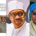 Buhari Allegedly Set To marry Minister As Another Wife On Friday