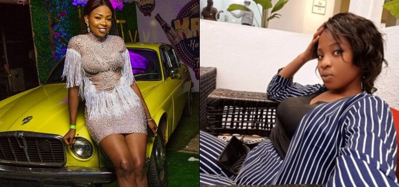 """""""Cindy Is Scam"""" – Dress Seller Recounts How BBNaija Star Wreaked Her Business With 'Borrow Pose'"""