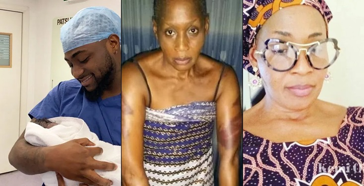 Davido's Son Arrived The Day He Sexually Harassed Me – Kemi Olunloyo