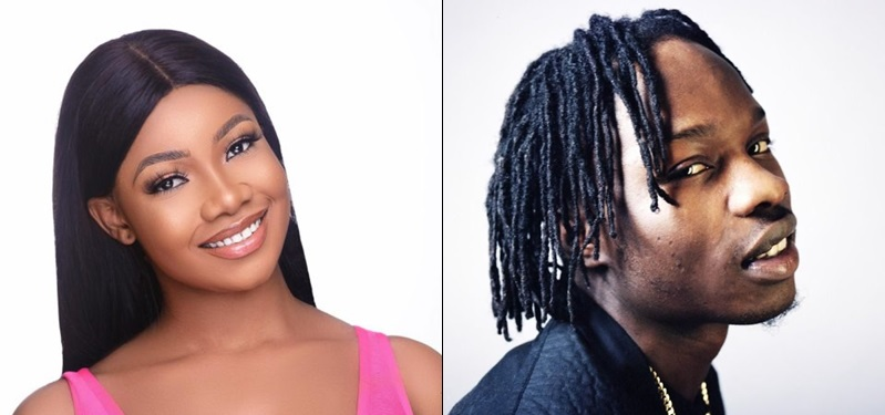 Naira Marley And Tacha Fuel Dating Rumours As They Love Up On Social Media