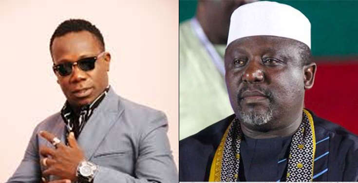 My life is in danger because I took money from Rochas Okorocha- Duncan Mighty