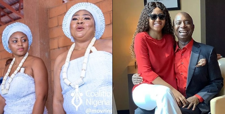 I begged God to let my daughters marry old men -Regina Daniel's mum