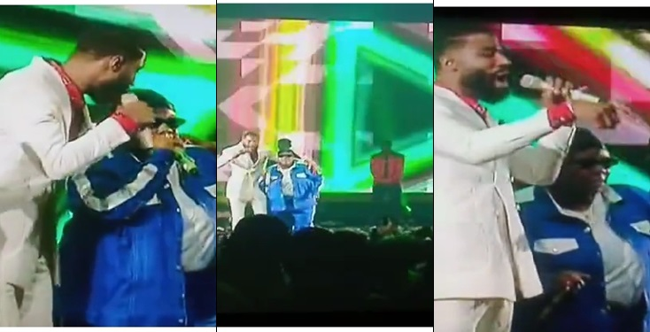 "Moment BBNaija's Mike And Teni Performed ""Case"" At The Headies Awards"