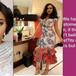 Actress Mercy Aigbe in hot mess over unpaid debt by Chinese fabric seller