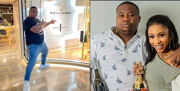 """""""Haters una go cry tire""""- Cubana Chiefpriest reacts to claims that Mercy bagged audio endorsement"""