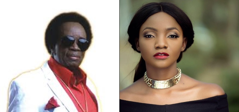 """Why I Sued Simi For 50 Million Naira"" – Veteran Singer; Victor Uwaifo Reveals"