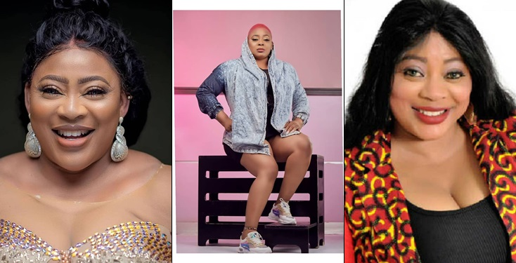 'I Need A Rich Man For Marriage, I am Still S3xually Active'-Actress Ayo Adesanya Cries Out
