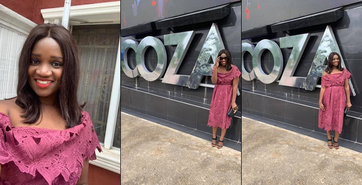 Pastor Fatoyinbo's accuser, Ese Walter visits COZA in disguise,reveals how she sowed entire NYSC allowee into church