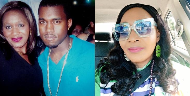 Kemi Olunloyo Gets Mocked After Sharing 2004 Throwback Photo With Kanye West,She Reacts