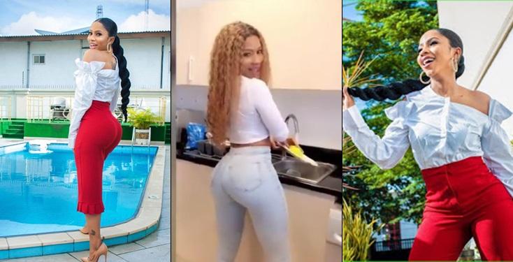 Fake Ass: Mercy Eke Reacts To Rumours