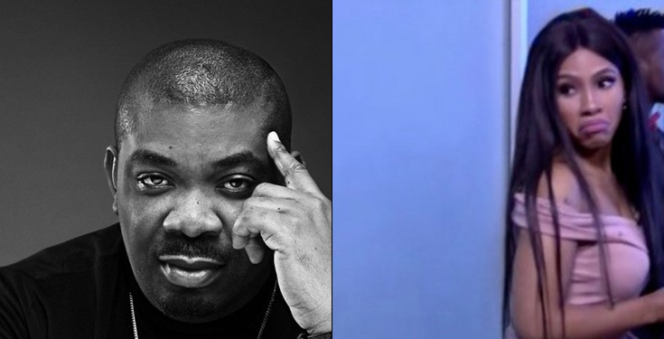 How Mercy Used Her ' Ynash' To Win- Don Jazzy