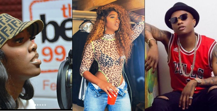 I dont mind dating a poor guy'-Tiwa Savage opens up about love life and relationship with Wizkid