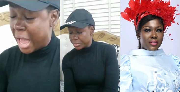 Actress Susan Peters vows to go naked if Lagos State Government does not release her car (Video)