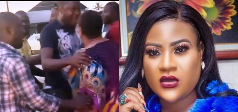 """Help If You love Me And You Don't Want Me Dead""-Nkechi Blessing Cries Out After Being Assaulted By Area Boys"