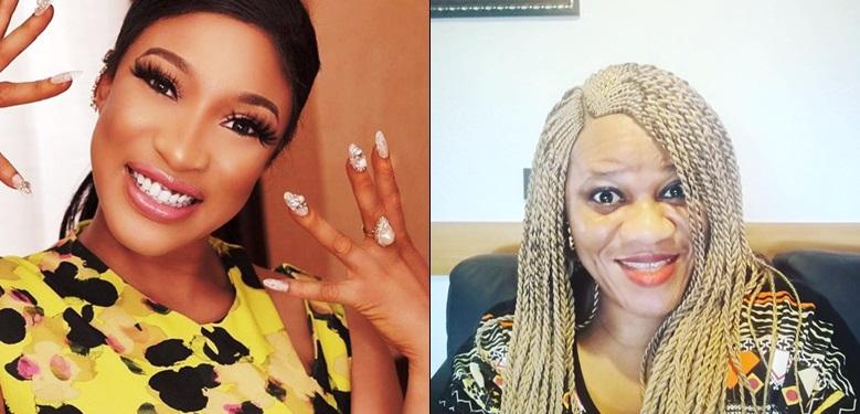 Tonto Dikeh Releases Photos Of Stella Dimoko's Husband Through Fake Social Media