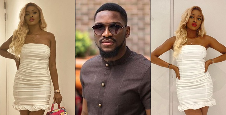 'Kim Oprah cheated on Tobi with an old man' ~ Blogger reveals