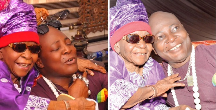 My mum was a witch –Charly Boy, artiste