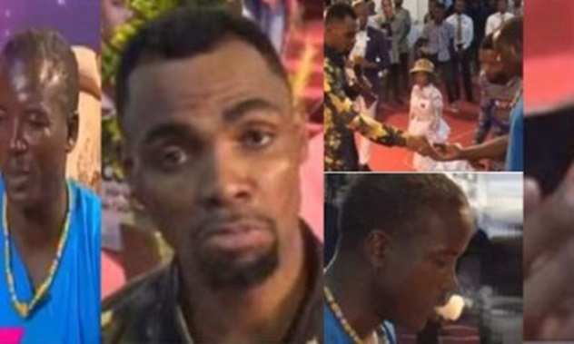 Weed smoker exposes Rev Obofour after he hired him to smoke in church for a deliverance service