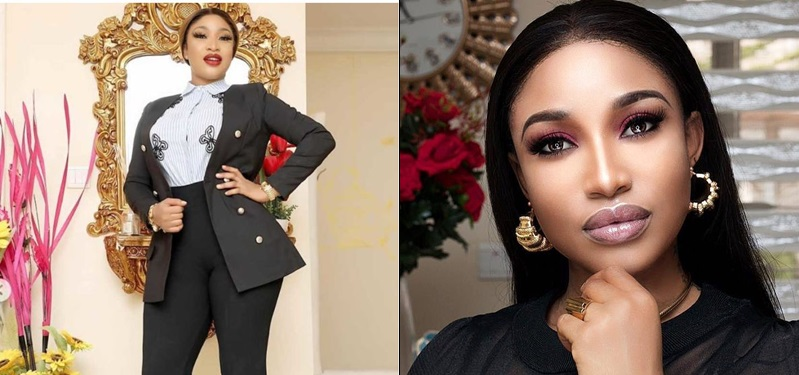 Tonto Dikeh Still In Dubai Prison,more Incriminating Evidence Against Her