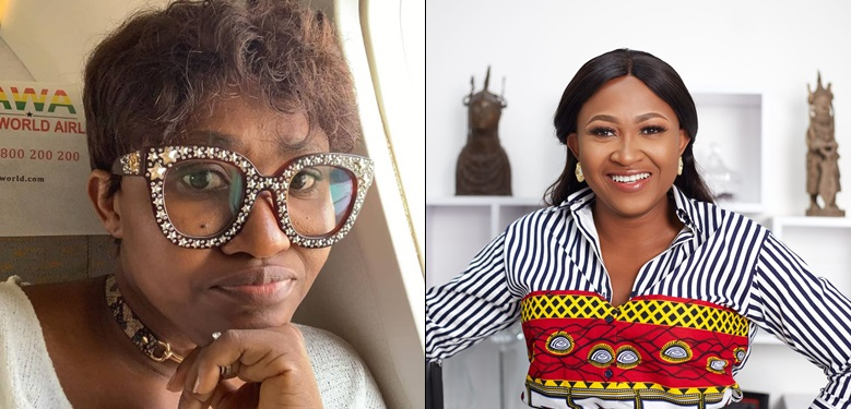 Actress Mary Remmy Njoku replies IG users who said marriage is making her age