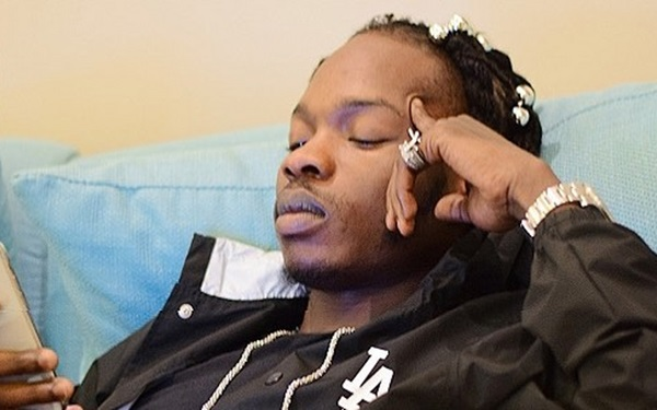 Naira Marley Reveals The Part Of His Body He Always Sends Out As Messages