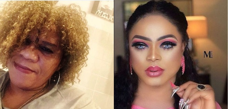 'Stella Dimokokorkus is an old commercial worker'- Bobrisky Exposes blogger (Video)