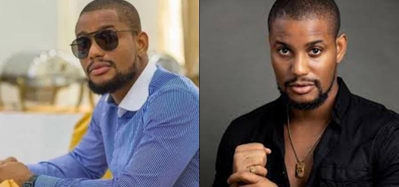 Nigerian Man Insist Actor Alexx Ekubo Must Have Sleep With Him Someday