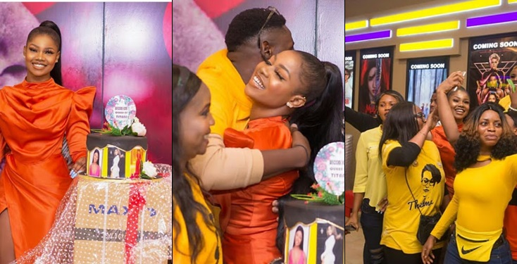 Tacha Overwhelmed With So Much Love Shares Photos From Meet And Greet In Port Harcourt
