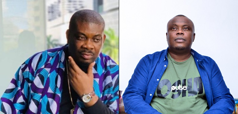 How Don Jazzy produced a song while sleeping – Bankulli(Video)