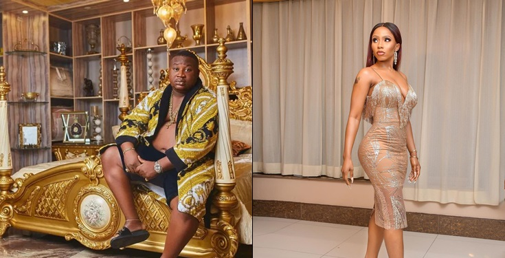 """""""My goodwill can never kill me""""- Cubana Chiefpriest set to expose Mercy Eke on Cool FM?"""