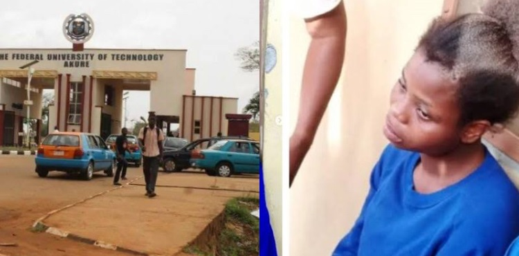 FUTA expels bullies who assaulted their colleague in a recent viral video
